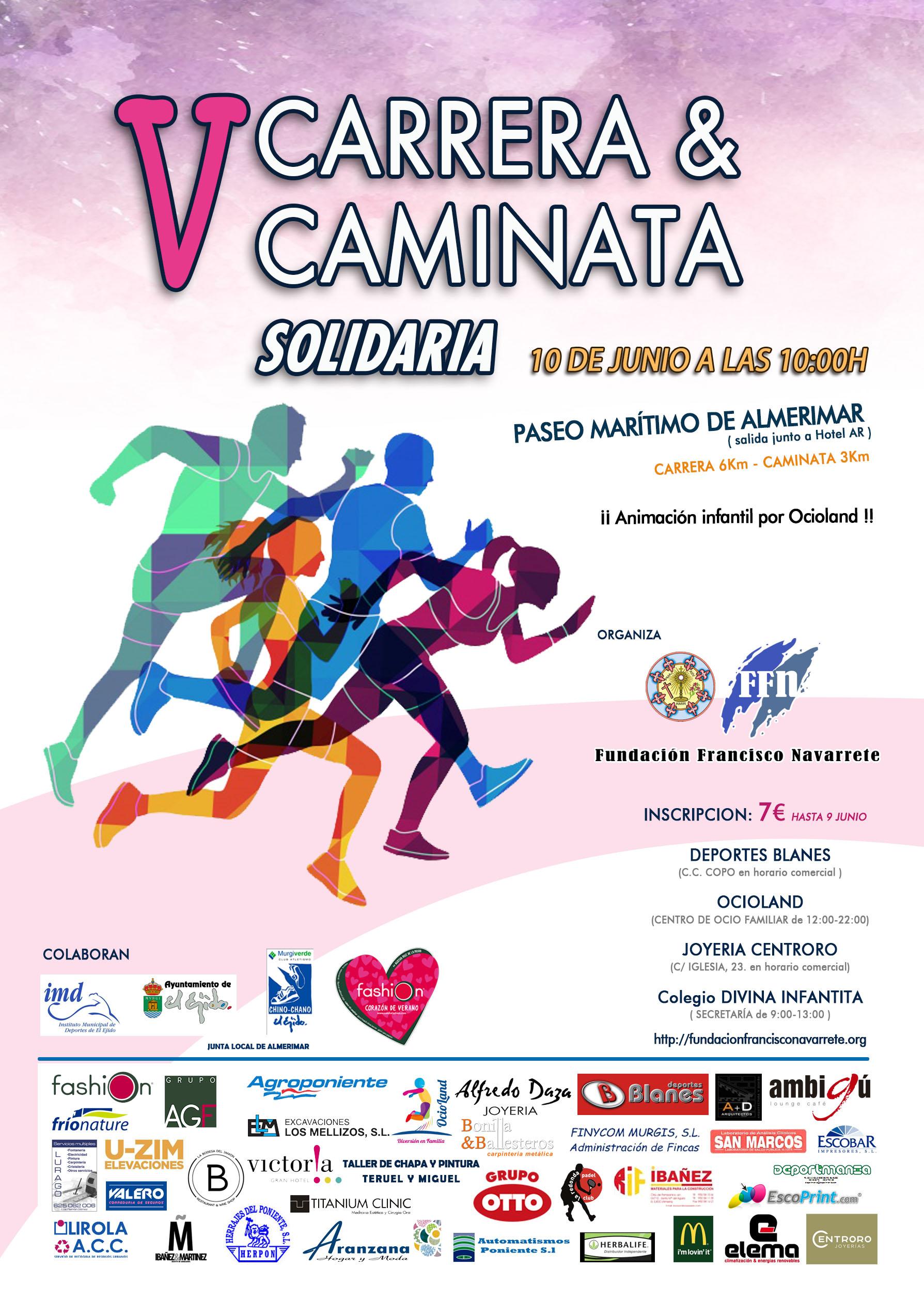 V Carrera Solidaria
